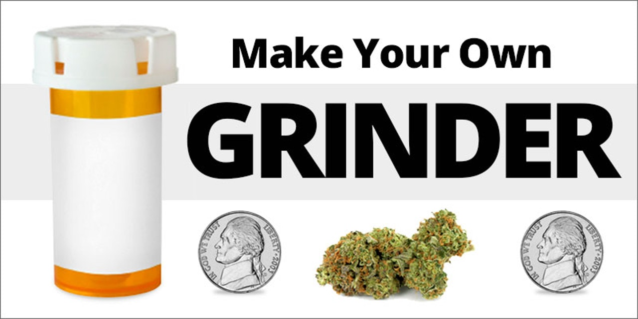 how to make a grinder quick and cheap