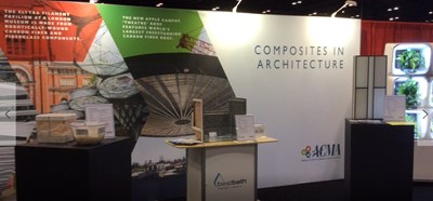 Composites Pavilion At Aia 2018 Compositesworld Electrical Insulation Domestic Futures Just