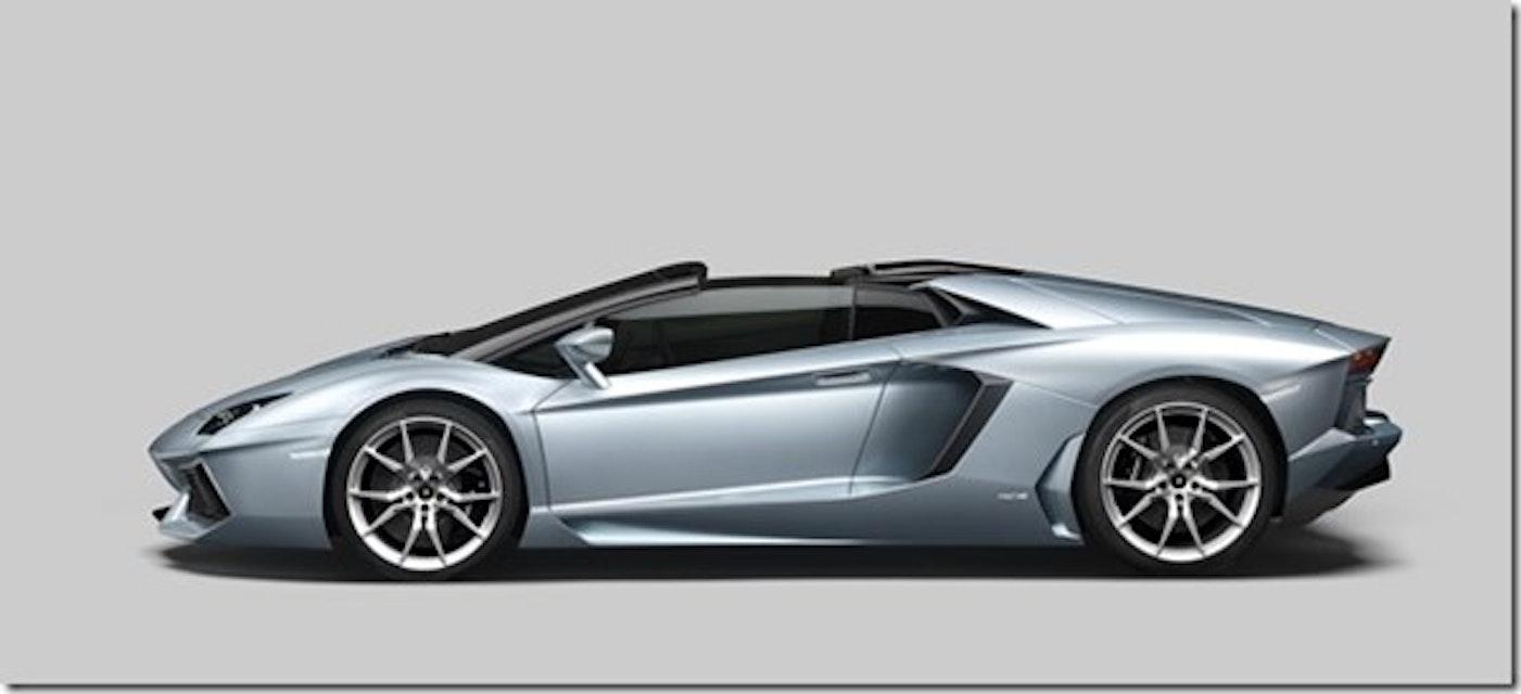 Lamborghini\'s Focus On Composites : Automotive Design & Production