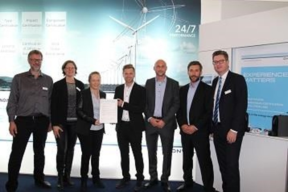 Envision Contracts Gl For Certification Of Wind Turbines