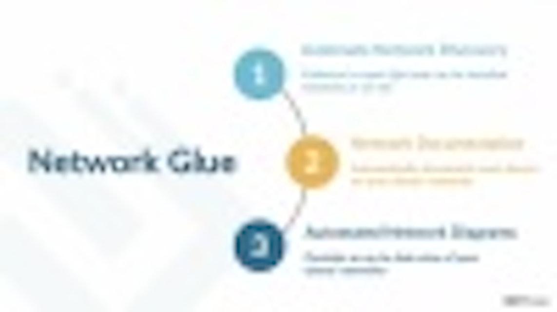2019-05-09 IT Glue Major Product Announcement - Network Glue