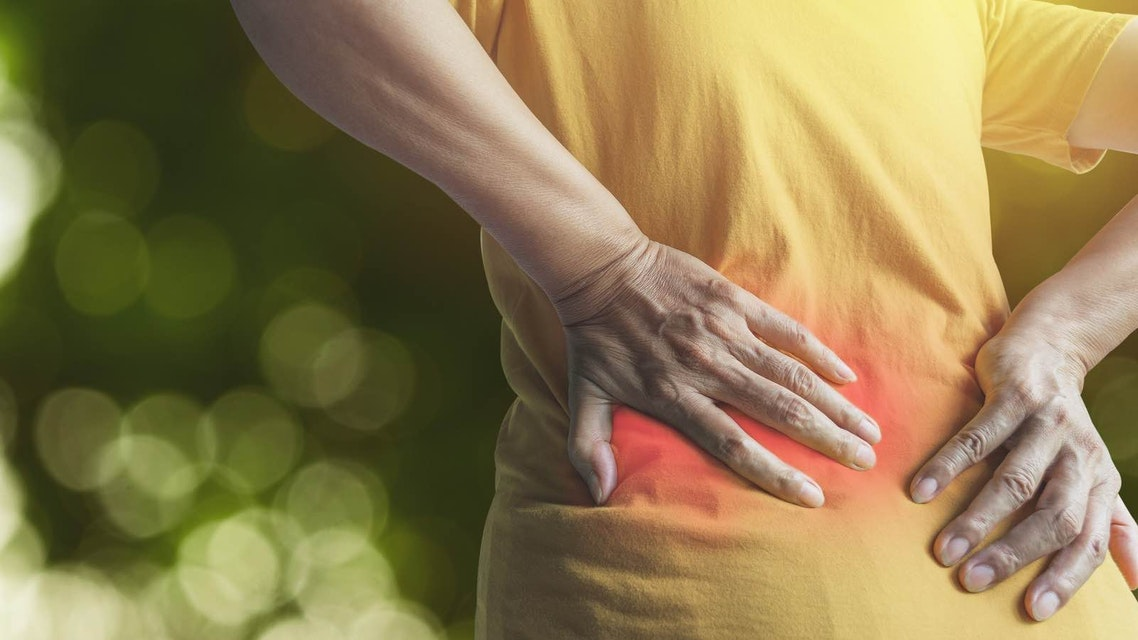Low Back Pain and Pregnancy - Physiopedia